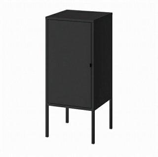 IKEA イケア キャビネット メタル チャコール 35x60cm n00476521 LIXHULT