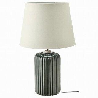 IKEA イケア テーブルランプ グレーターコイズ セラミック グレー52cm m30459841 SNOBYAR