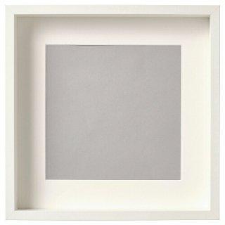IKEA イケア フレーム ホワイト 35x35cm m00459121 SANNAHED
