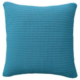 IKEA イケア クッションカバー 室内 屋外用 ライトブルー 50x50cm m40479481 SOTHOLMEN 【カバーのみ】