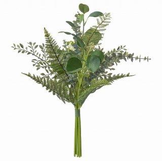 IKEA イケア 造花のブーケ 室内 屋外用 グリーン 50cm m20461137 SMYCKA