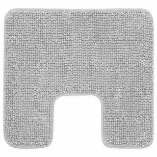 IKEA イケア トイレマット グレーホワイト 白 メランジ 55x60cm m70449459 TOFTBO