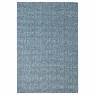 IKEA イケア ラグ パイル短 ライトブルー 60x90cm m00495176 LANGSTED