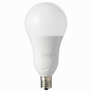 IKEA イケア LED電球 E17 440ルーメン ワイヤレス調光 カラー&ホワイトスペクトラム 球形 オパールホワイト m10439203 TRADFRI
