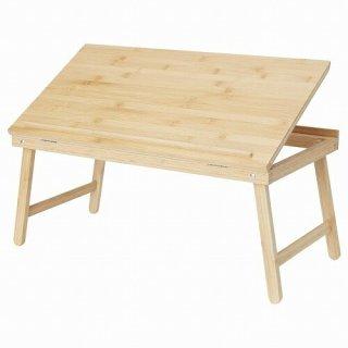 IKEA イケア ラップトップ ベッドトレイ 竹 58x32x27cm m70500527 FELFRITT
