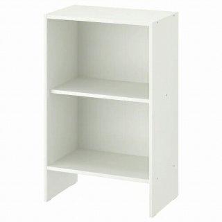 IKEA イケア 本棚 ホワイト 50x30x80cm m10483875 BAGGEBO