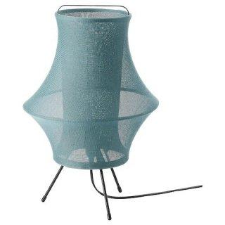 IKEA イケア テーブルランプ ターコイズ 44cm m10464018 FYXNAS