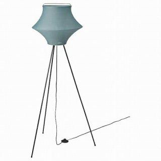 IKEA イケア フロアランプ ターコイズ m50464059 FYXNAS
