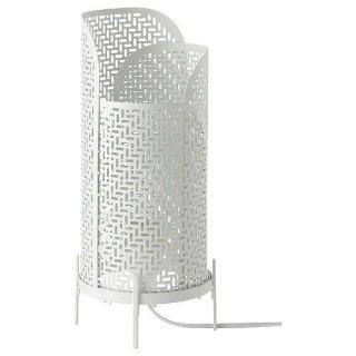 IKEA イケア テーブルランプ ホワイト 白 34cm m70483900 NOLLPUNKT
