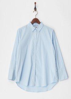 YAYA -ベーシックスカイブルーシャツ-