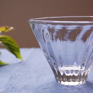 デザートカップ【ガラス工芸 塩谷由佳乃 shiotani yukano】 吹きガラス