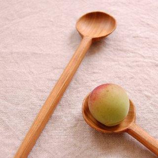 【メール便対応】ふたば工房 井筒佳幸 さくら 木製スプーン
