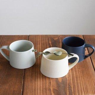 KANEAKISAKAI POTTERY Flat マグカップS
