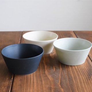 KANEAKISAKAI POTTERY Flat ボウル bowl
