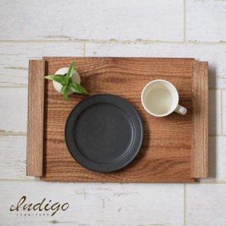 hold tray 持ち手つきトレー【Lサイズ】 はちのすindigo furniture インディゴファニチャー