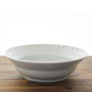 九谷青窯 高原真由美 いっちん雫 7寸深皿