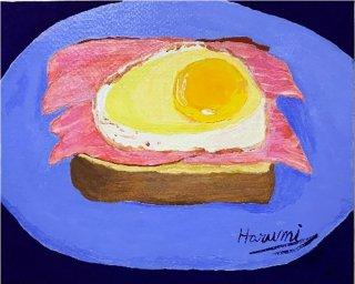 私の朝食6