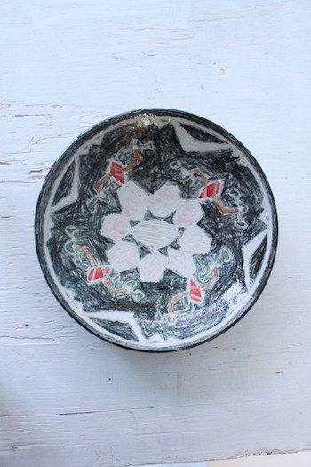 パステルオリベ皿(16�)A