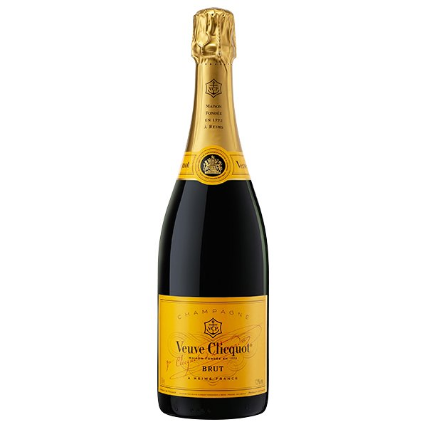 【Yoko】VEUVE CLICQUOT YELLOW LABEL