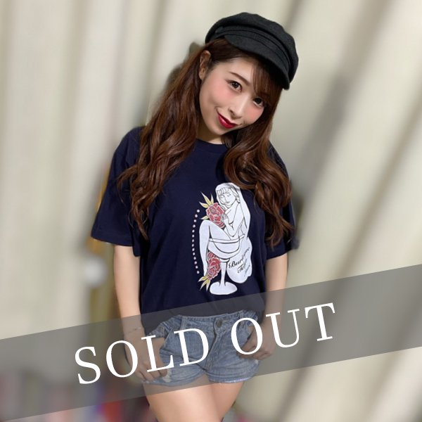 【Minori】Original_Birthday_Tシャツ(NAVY)