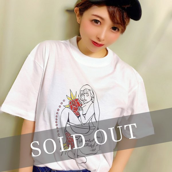 【Minori】Original_Birthday_Tシャツ(WHITE)