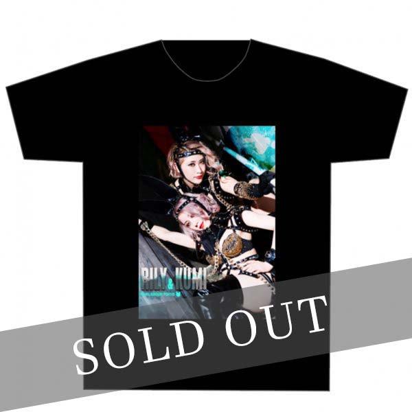 【KUMI&Rily】Original_Design_Tシャツ
