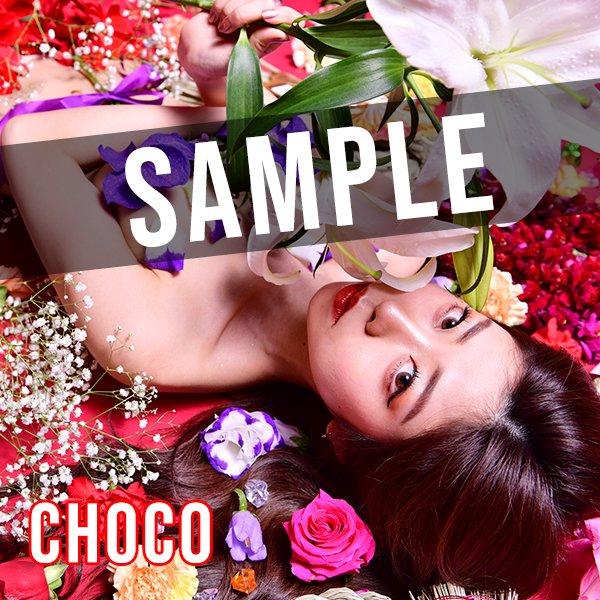 【Choco】2021女体盛_デジタルデータ(10枚)