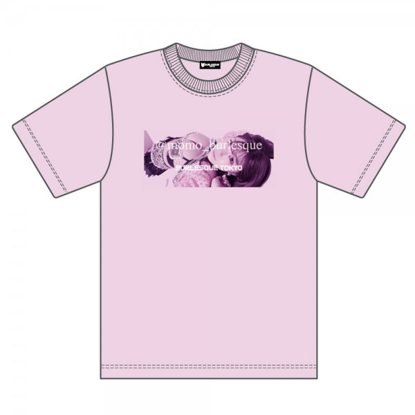 【Momo】Original_Birthday_Tシャツ(PINK)