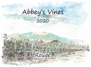 Abbey's Vines Rouge 2020 赤 750ml