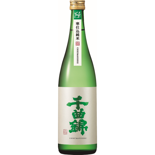 寒仕込純米酒 千曲錦 720ml