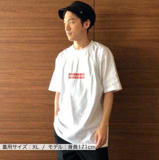 【受注生産】MONTESSORIボックス/半袖Tシャツ