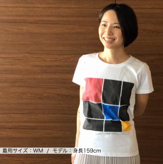 【受注生産】三項式/半袖Tシャツ