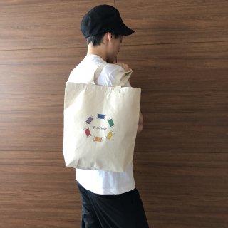 【受注生産】色板トートバッグ【S/M/L】