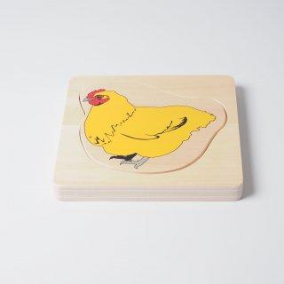 パズル 卵からニワトリへ