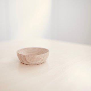 木製ミニ丸皿