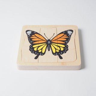 パズル 卵から蝶々へ