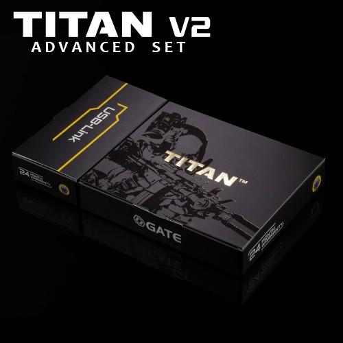 [GATE]TITAN Ver.2メカボックス用 ADVANCED SET