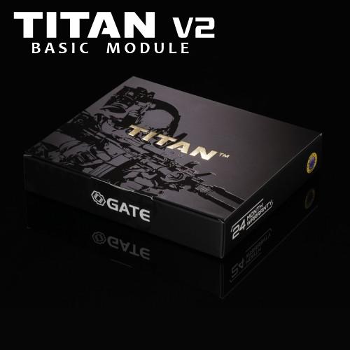 [GATE]TITAN Ver.2メカボックス用 BASIC MODULE