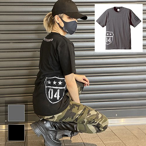 [MAYOZONES]3Star Tシャツ