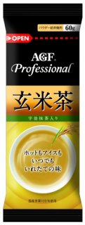 AGF 玄米茶 (60g×20袋)