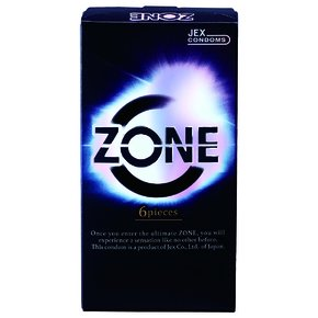 ZONE (ゾーン) 6個入