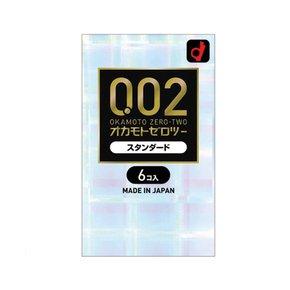 オカモト コンドームズ 0.02EX 6個入