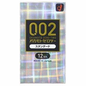 オカモト コンドームズ 0.02EX 12個入