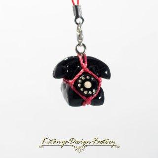 KINBAKU STRAP 黒電話