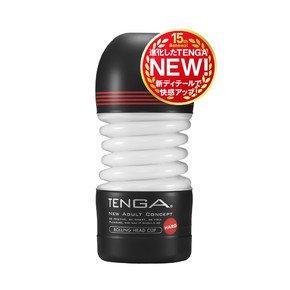 【リニューアル!】TENGA ローリングヘッド・カップ ハード