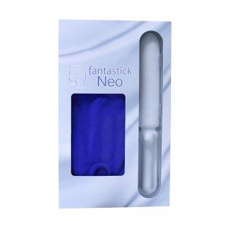ファンタスティックネオ(ホワイトスティックタイプ)ブルー×ホワイト Mサイズ 【最安値】
