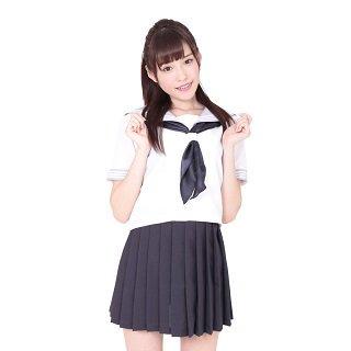 神(かみ)高校夏用特別制服【Mサイズ】