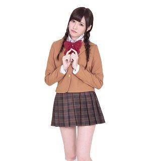 ブレザー制服スカート【Mサイズ】