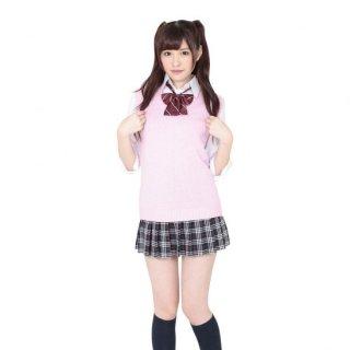 ラブリーピンク制服コーデ【Mサイズ】