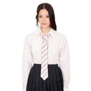 キュン可愛いスクールネクタイ ピンク